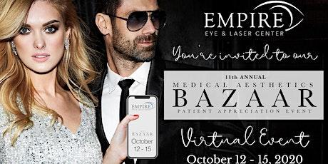11th Annual Medical Aesthetics Bazaar Virtual Event tickets