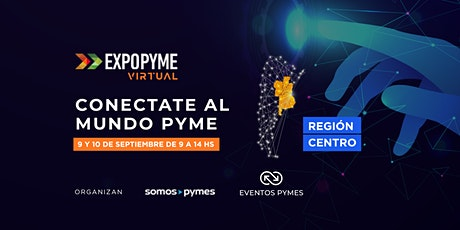 ExpoPyme Virtual Región CENTRO entradas