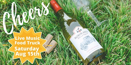 Winery Reservations (Free) Sat Aug 15th 11:30am-1:30pm tickets