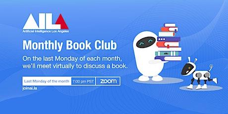 AI LA Book Club tickets