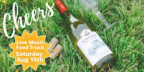 Winery Reservations (Free) Sat Aug 15th 2-4pm tickets