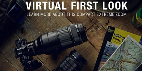 Virtual First Look: The New Olympus 100-400mm tickets