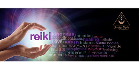 Reiki Level 1 Training Cooks Beach over  2 days Aug 22nd and 30th tickets