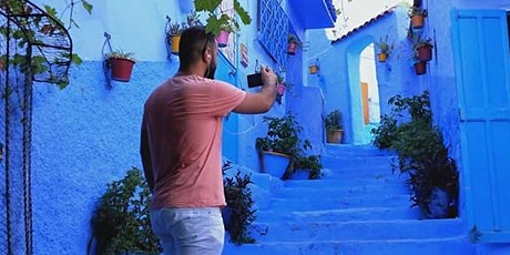 Online Trip to Insta-famous Blue Town of Chefchaouen, Morocco tickets