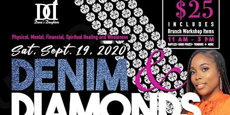 Denim and Diamonds Women's Empowerment Brunch tickets