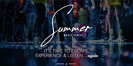 Summer Music Series { TRIBUTE @ Disco Chicago } tickets
