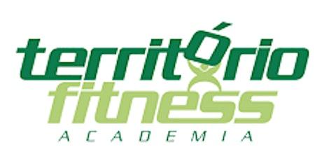 Academia Território Fitness - Terça-Feira 04/08 ingressos
