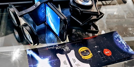 Immersive Science IV (SciVR): Science Champions (Family) tickets