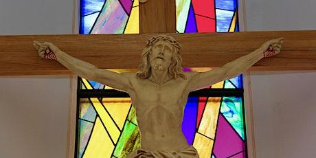 Annunciation Church, Prince Rupert Sunday 11:30 a.m. Mass Aug 9 2020 tickets