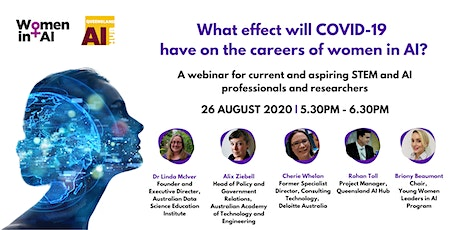 What Effect Will COVID-19 Have On The Careers of Women in AI? billets