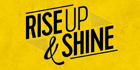 Inner Circle - RiseUp & Shine VIRTUAL Networking Breakfast tickets