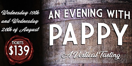 An evening with Pappy  part II - Wednesday, 26.08.20 tickets