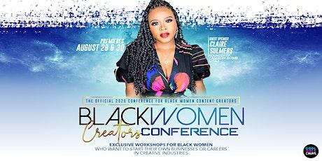 Black Women Creators Conference 2020 tickets