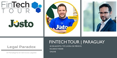 FinTech Tour   Justo boletos