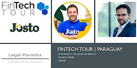 FinTech Tour | Justo tickets