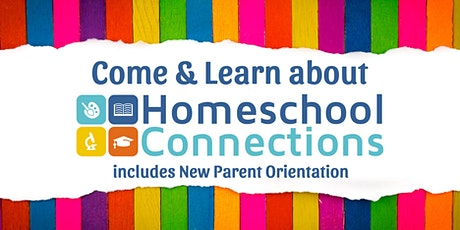 August 10th Virtual Info Meeting and New Parent Orientation tickets