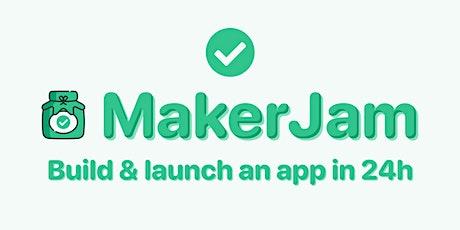 MakerJam tickets