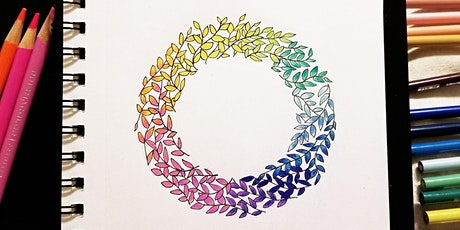 8/15 Illustration Basics: Drawing Wreaths & Bouquets Tickets