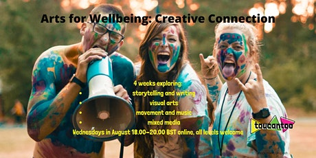Arts for Wellbeing: Creative Connection tickets