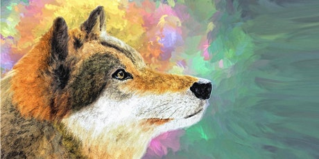 60min Animal Portraits - Wolf @1PM (Ages 6+) tickets
