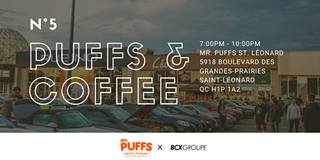 Puffs & Coffee N°5 billets