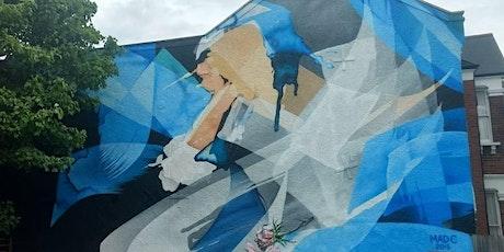 Street Art Walk Dulwich inc live mural tickets