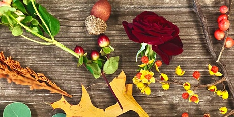 Rustic Fall: Berries, Branches and Pods Floral Design Class tickets