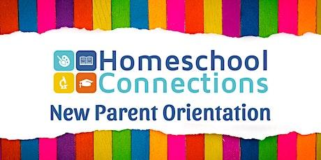 August 13th Virtual New Parent Orientation tickets