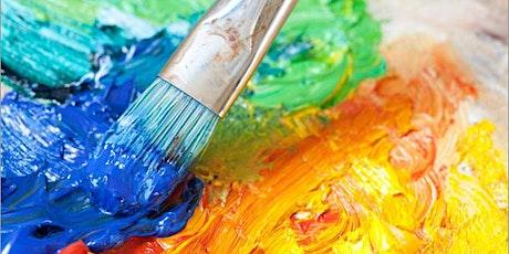 Peinture au parc du Moulin****Painting at du Moulin park tickets