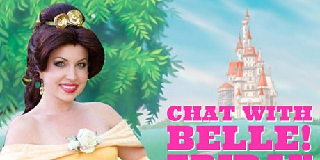Live Chat with a Princess! tickets