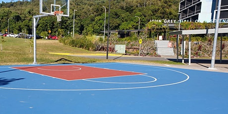 JCU Cairns Pickup Basketball tickets