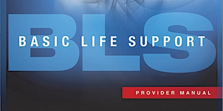 AHA BLS Basic Life Support Initial August 5, 2020 tickets
