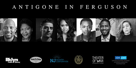 Antigone in Ferguson tickets