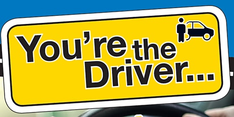 You're the Driver workshop - Share the Road Sept2020 tickets