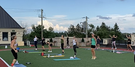 RESCHEDULED Rooftop Bootcamp by Beata tickets
