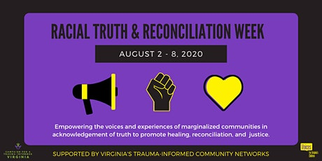 Racial Truth & Reconciliation Week tickets