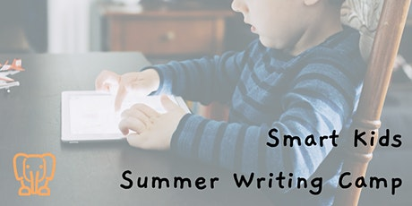 Smart Kids' 3-day Writing Camp tickets