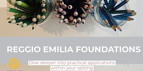 Reggio Emilia Foundations tickets