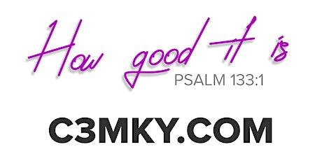 C3MKY Sunday Service 9am tickets