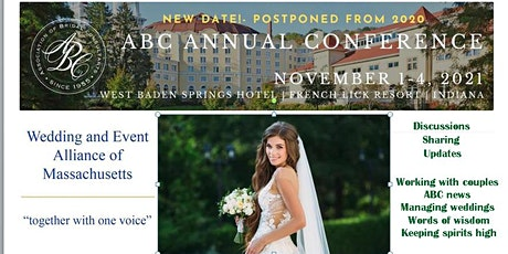 Association of Bridal Consultants - New England tickets