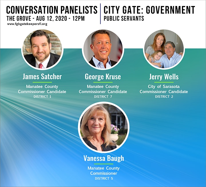 Gatekeepers SRQ Lunch - City Gate: GOVERNMENT image