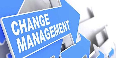 CTO Leadership Webinar - Change Management tickets