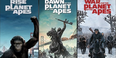 Planet of the Apes movie breakdown Part 1/2 tickets