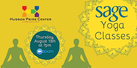SAGE Yoga class with Felix! tickets