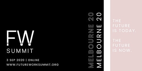 Future Work Summit | Melbourne 2020 tickets