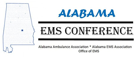Alabama EMS Conference- May 2021 tickets