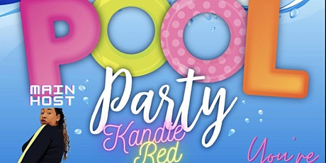 Kandie pool party tickets
