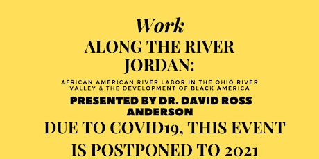 Work Along the River Jordan tickets