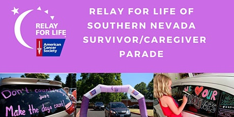 Relay For Life Cancer Survivor/Caregiver Parade tickets