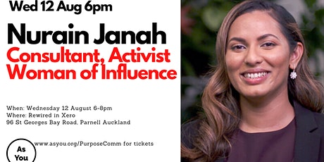 Woman of Influence - event & networking tickets